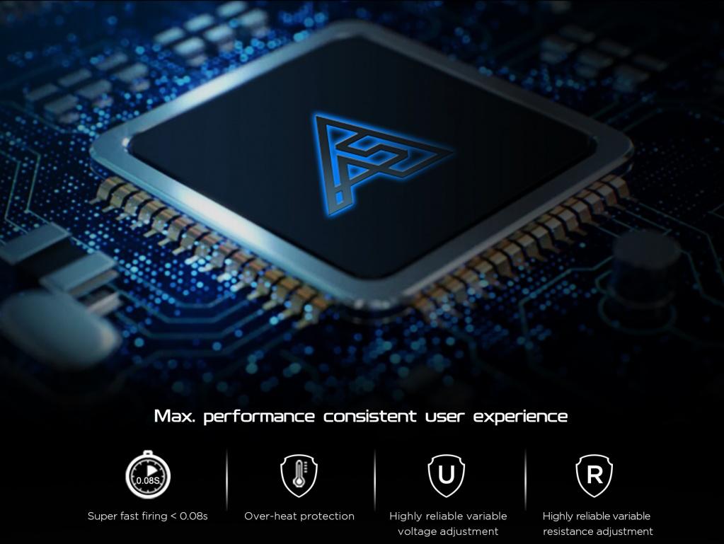 Geekvape Aegis Boost 40W Pod Mod Kit
