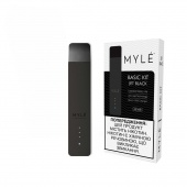 POD система Myle Vapor Device Kit Jet Black