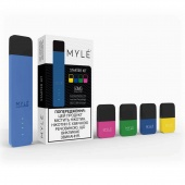 POD система Myle Vapor Device Kit Royal Blue