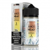 Премиум жидкость Juice Head -  Pineapple Grapefruit Freeze