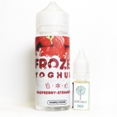 Жидкость Magnes Frozen Yoghurt Raspberry - Strawberry